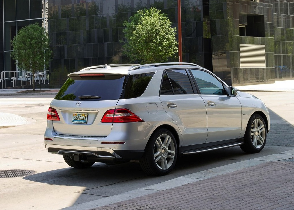 Mercedes Benz Announces Pricing For 2012 M Class
