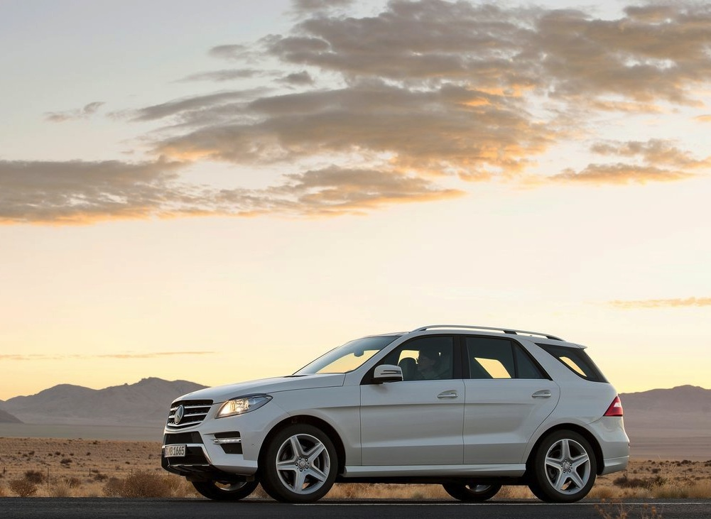 Mercedes benz announces pricing for 2012 m class for Mercedes benz 2012 price