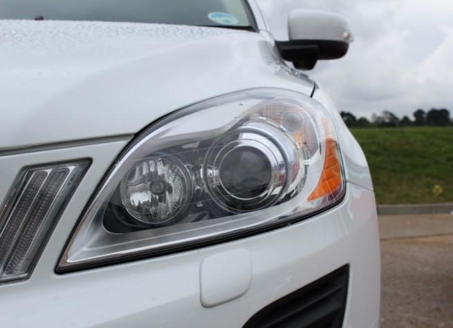 2012 Volvo XC60 Frontlight