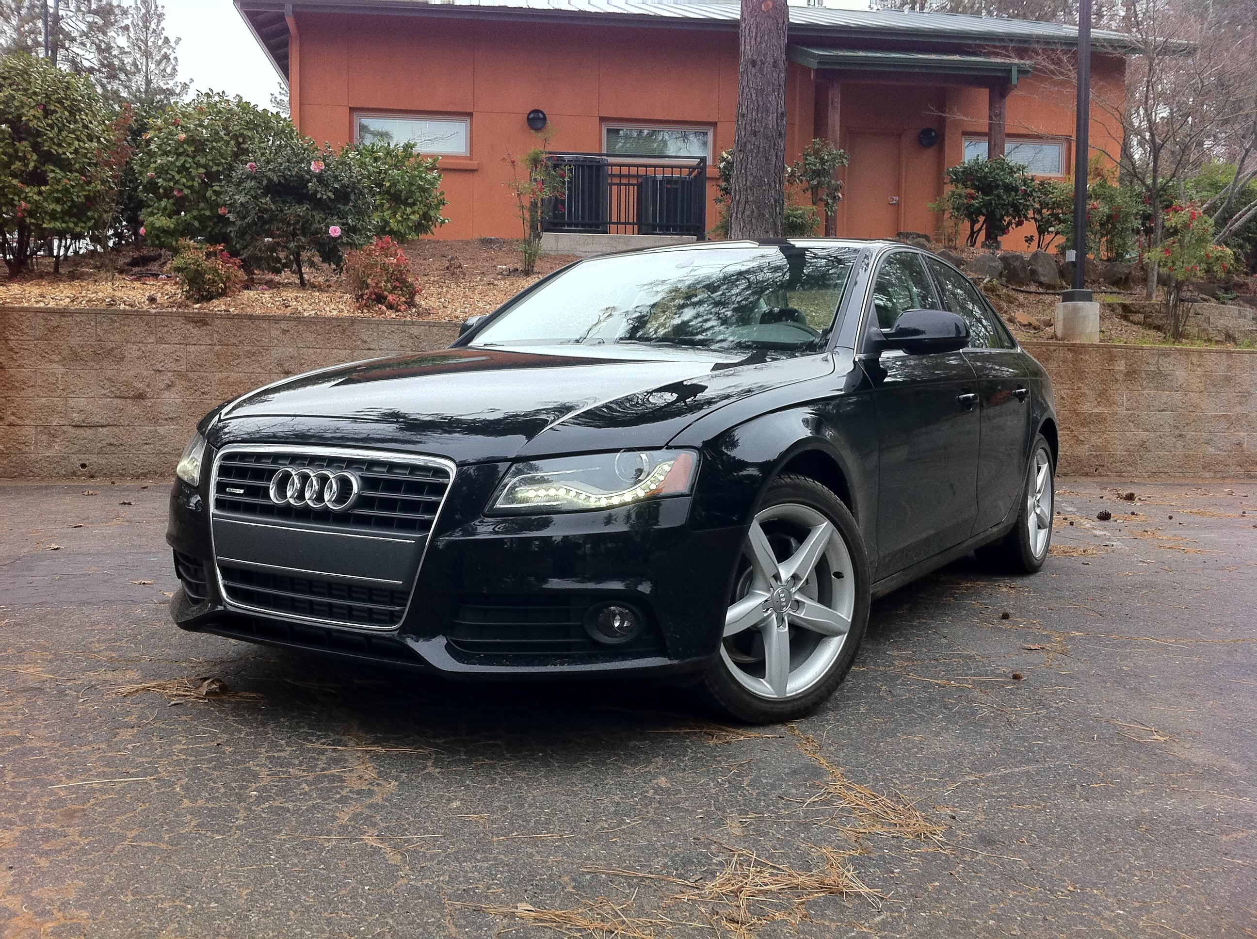Audi A Review - Audi a4 review