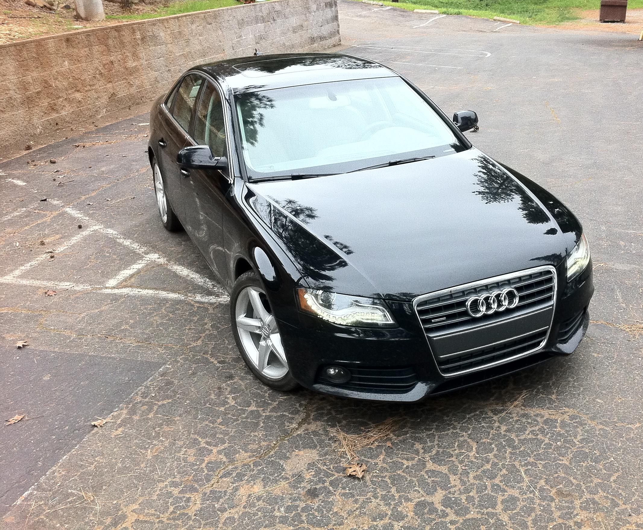 2011 Audi A4 Review