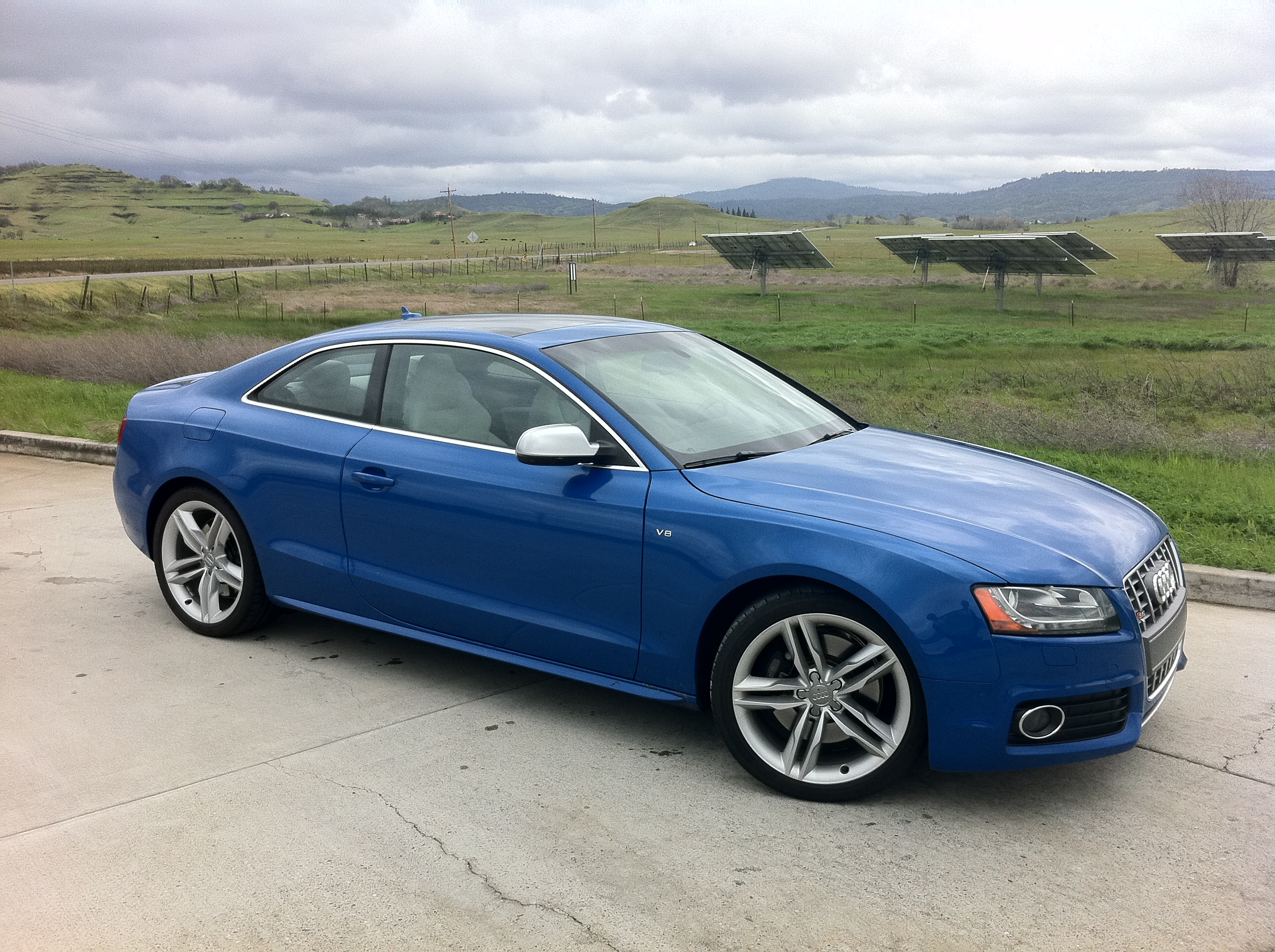 2011 Audi S5 Review A Modern Grand Tourer With Emotion