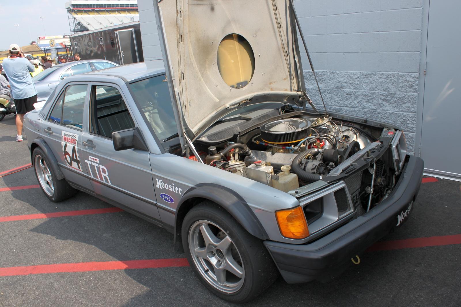 Mercedes 190e Evo Engine Mercedes Free Engine Image For