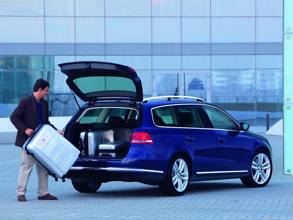 Volkswagen Passat Wagon For U S Market Is A No Go