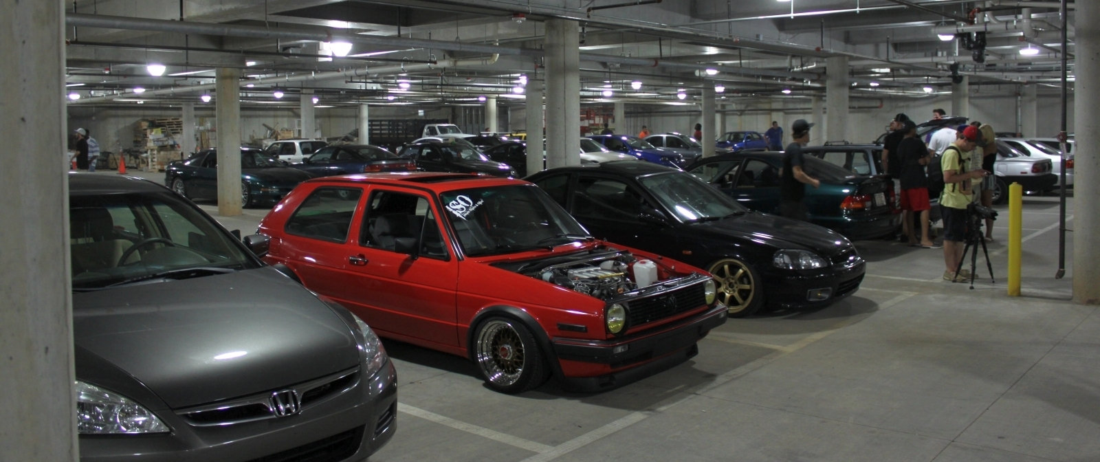 Raleigh Car Show >> The Raleigh Night Meet Moves Underground