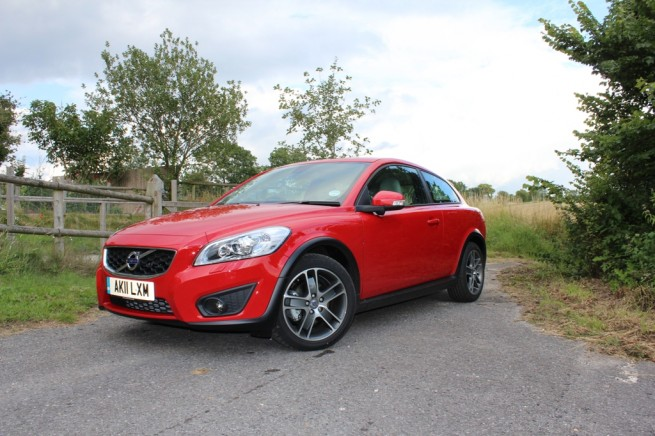 2012 Volvo C30 Drive Review
