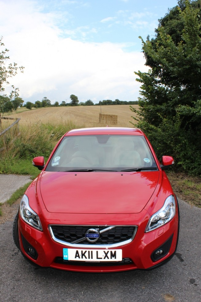 2012 Volvo C30 DRIVe Front