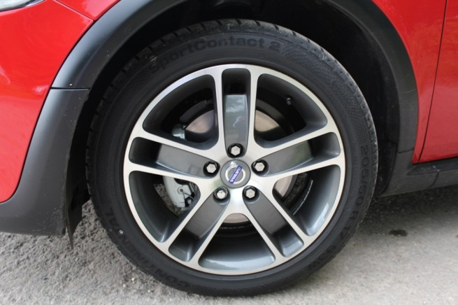 Volvo C30 Alloys