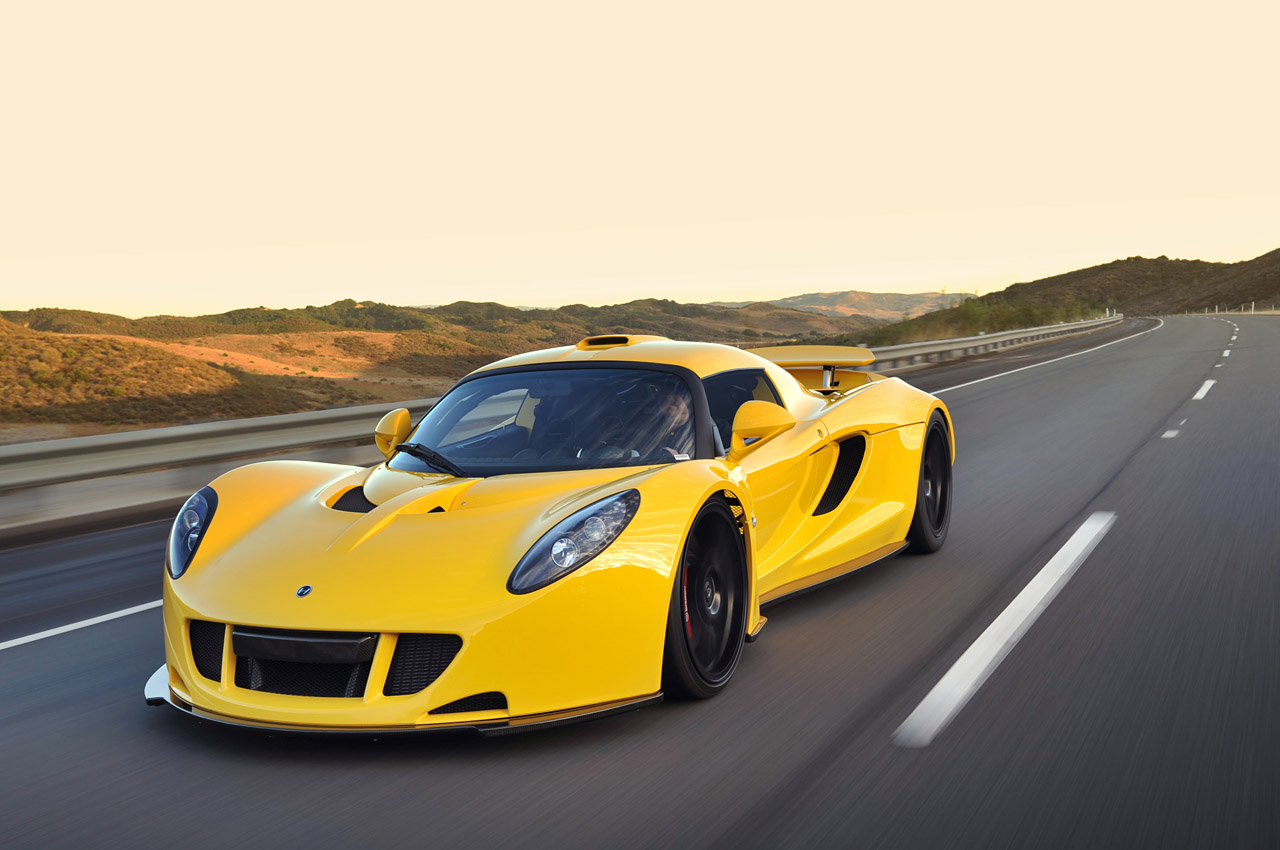 Video Hennessey Venom Gt S 70 215 Mph Run