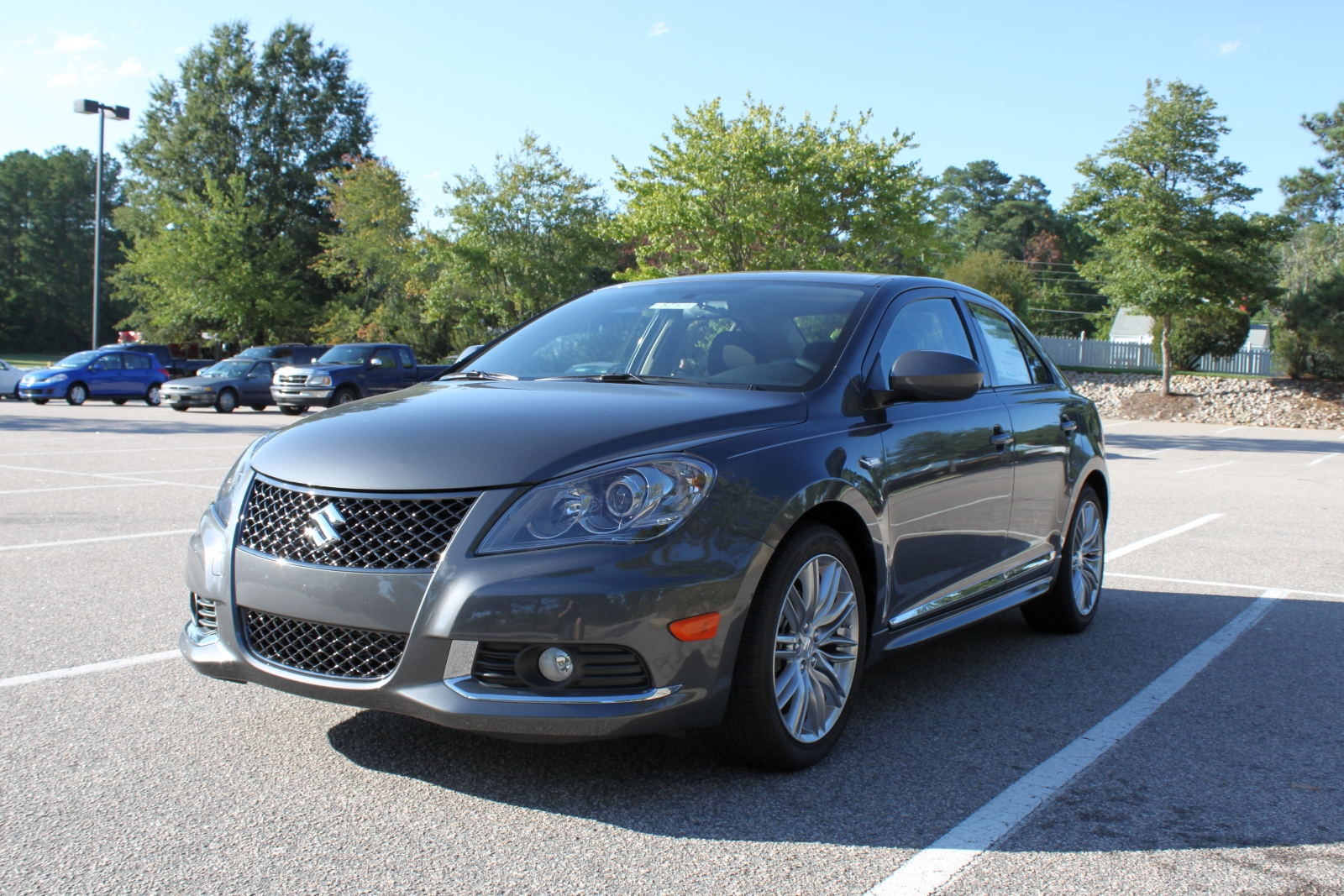 2012 suzuki kizashi sport gts test drive. Black Bedroom Furniture Sets. Home Design Ideas