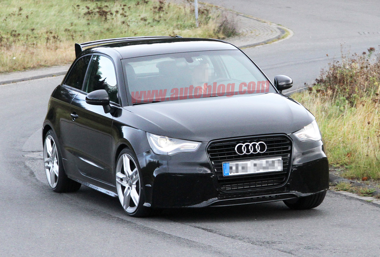 Audi Testing RS1, U.S Can't Have It