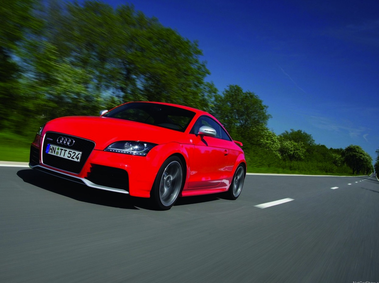 Audi May Add TTRS Plus Model Where Do We Sign - Audi car sign