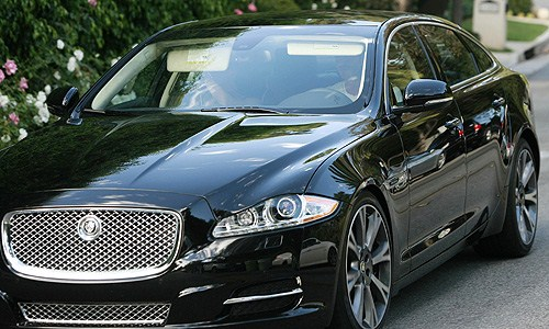 20 celebrities and their a list cars for Jaguar house music