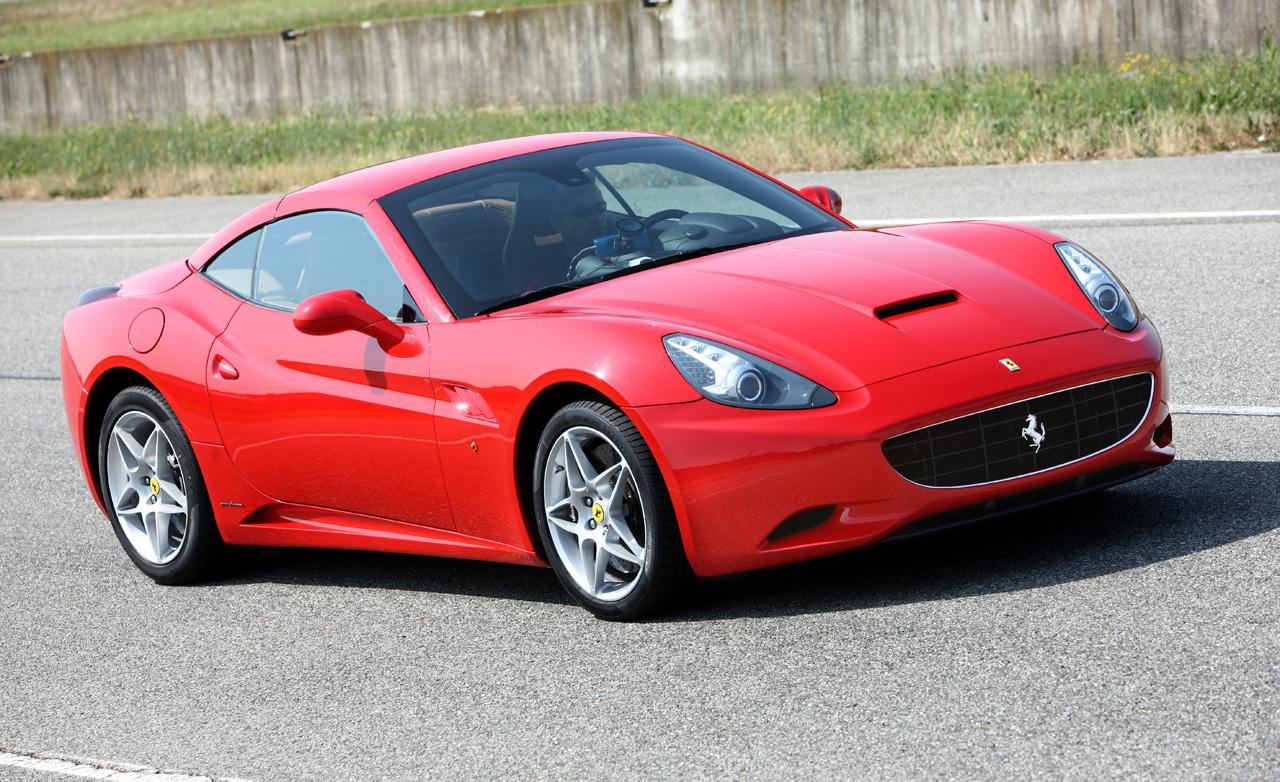 Ferrari California Hotter For 2012