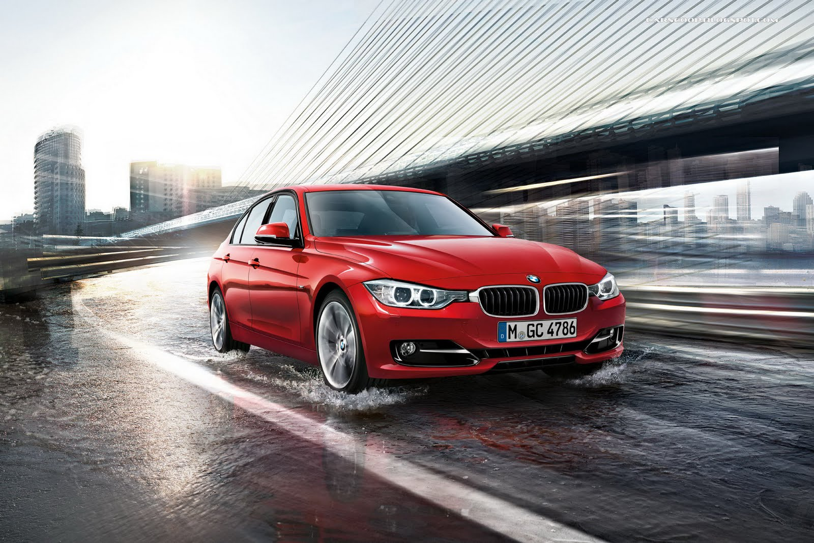 BMW Drops Details On New 3 Series