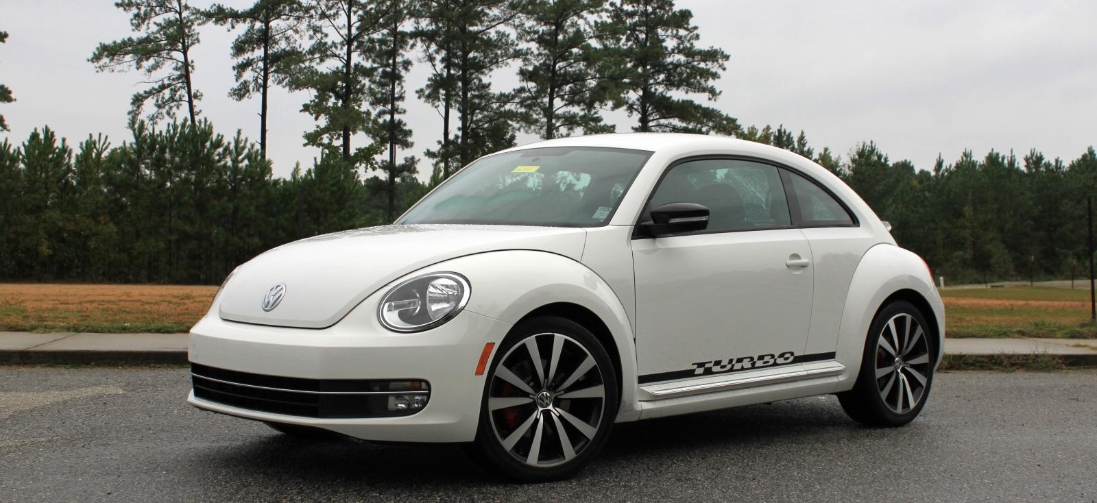 Vw Beetle Test >> 2012 Volkswagen Beetle Turbo Test Drive