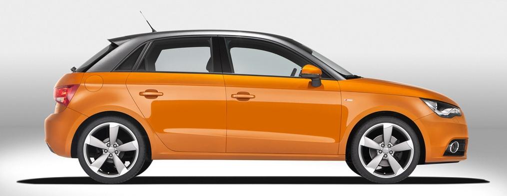 sc 1 st  Car Throttle & Audi Introduces 5-door A1 Hatchback
