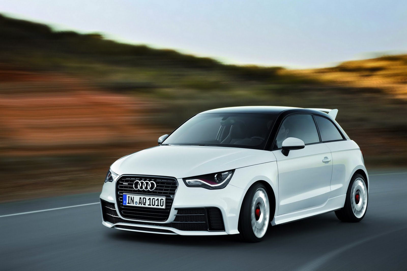 audi launches limited editon a1 quattro hot hatch. Black Bedroom Furniture Sets. Home Design Ideas