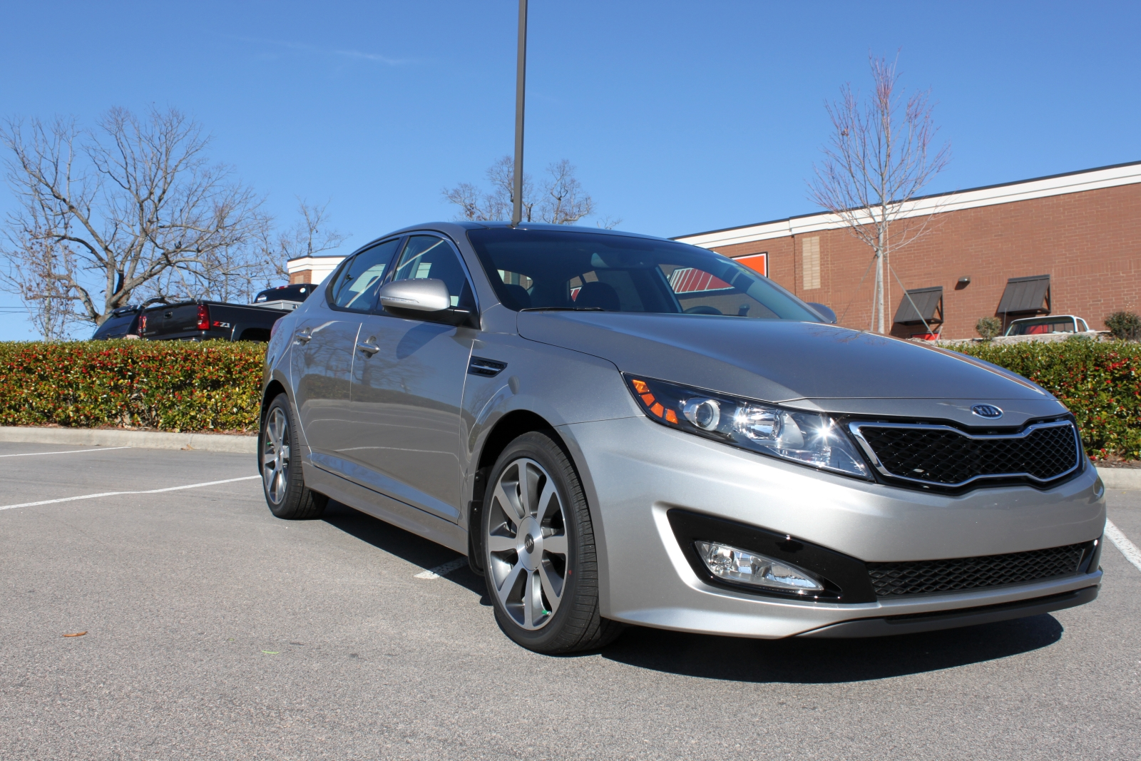 Attractive Kia Optima Forum