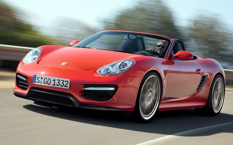 Why I'm Glad All Porsches Look The Same