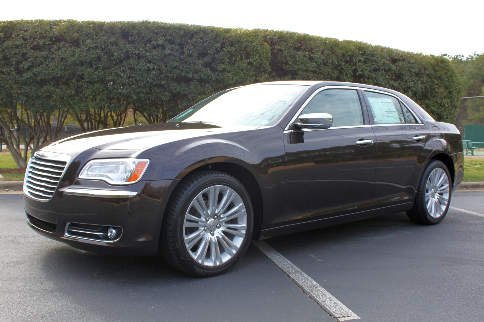2012 Chrysler 300 Limited Test Drive Unapologetically