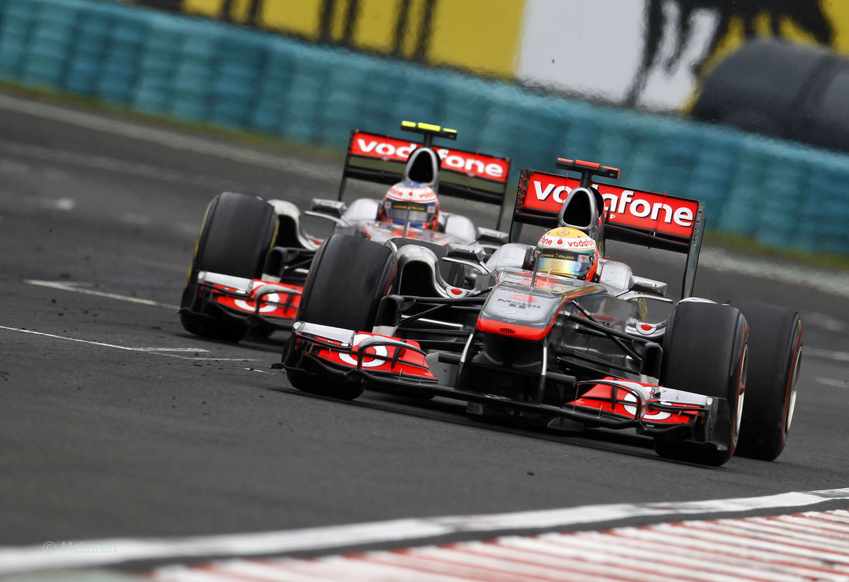 McLaren: Best Dressed Team In F1 2012?