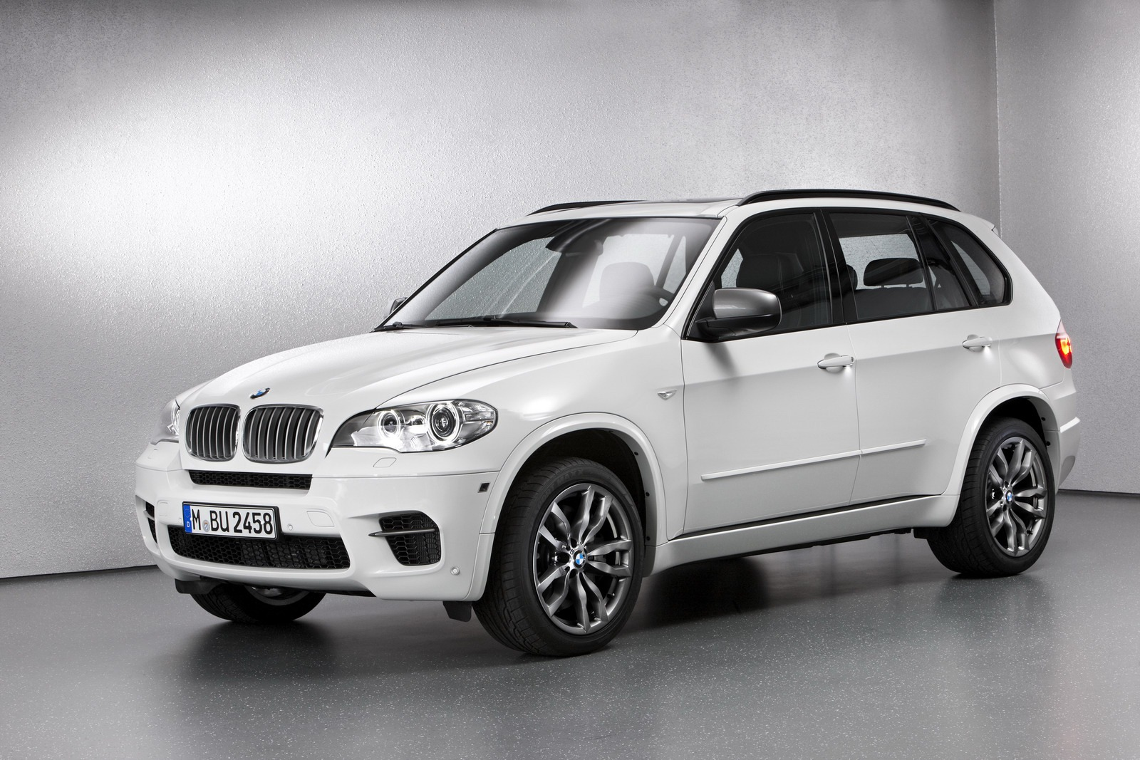 BMW Launches M Performance Brand With Monster Diesels