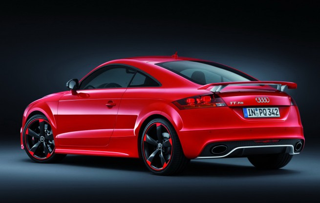 So You Can T Afford The R8 Check Out The Audi Tt Rs Plus