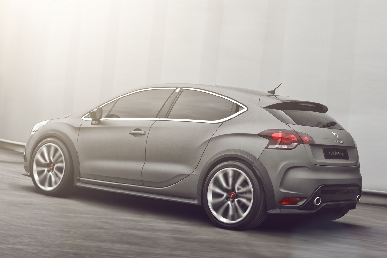 the french hot hatch is back citroen ds4 racing. Black Bedroom Furniture Sets. Home Design Ideas