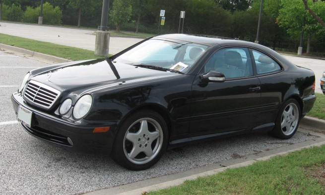Top 10 used coup s you could buy insure for under 5000 for Mercedes benz clk 2012