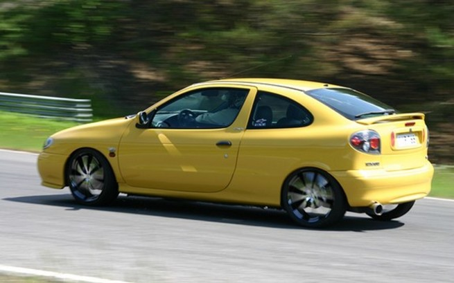 The Cheapest Coupé In The Countdown Is The Renault Megane. You Can Easily  Pick One Up For Peanuts And Itu0027s Also Cheap To Insure If You Go For Either  The 1.4 ...