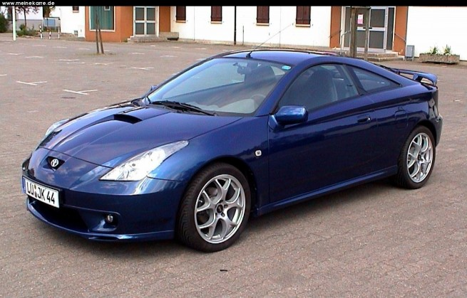 Exceptional And The Winner Of The Best Coupé You Could Buy And Insure For Under £5,000  Goes To The Toyota Celica. It Looks Super Sharp And Only A 1.8 Litre Engine  Was ...