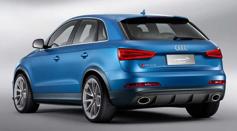 Audi S Q3 Can Be Rsed