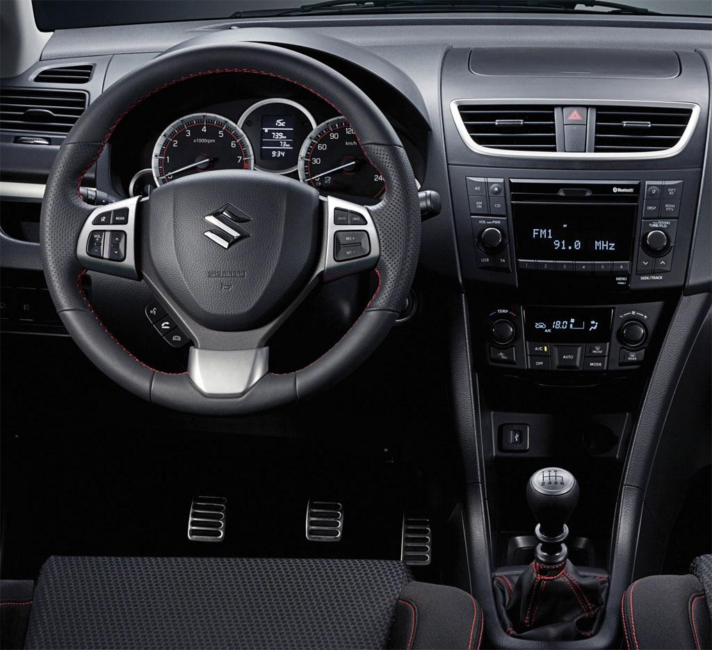 Suzuki Swift Sport Fuel Consumption