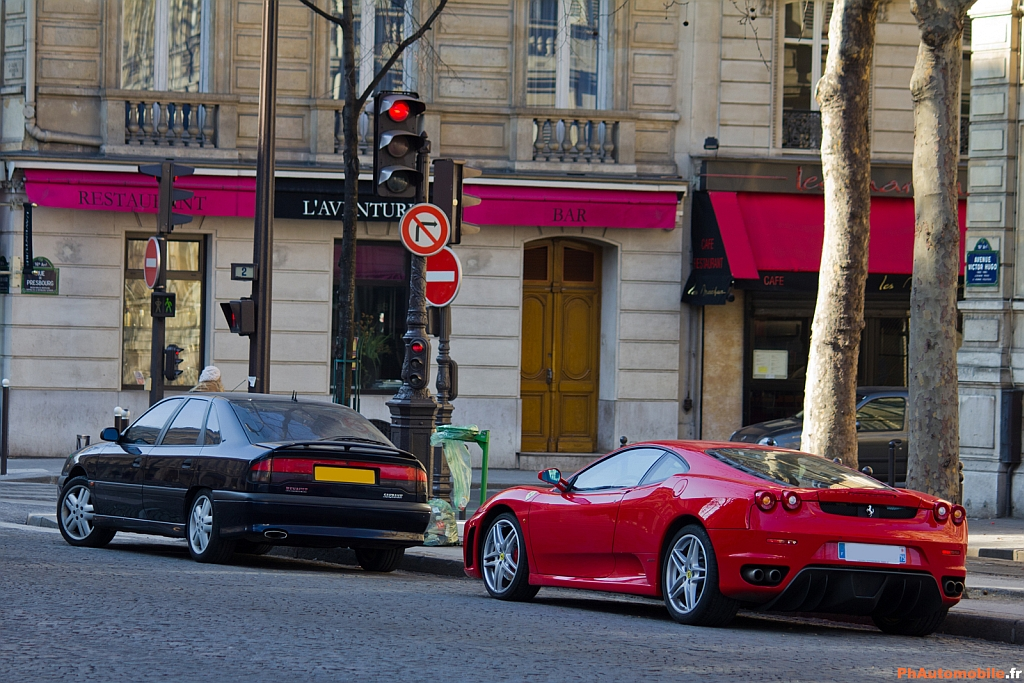 Renaults Hot Sedans 21 Turbo Quadra Safrane And Laguna