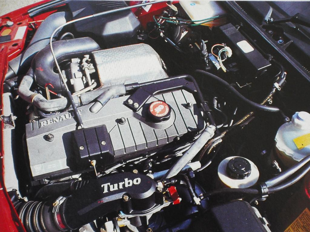 Renaults Hot Sedans: 21 Turbo Quadra, Safrane and Laguna ...