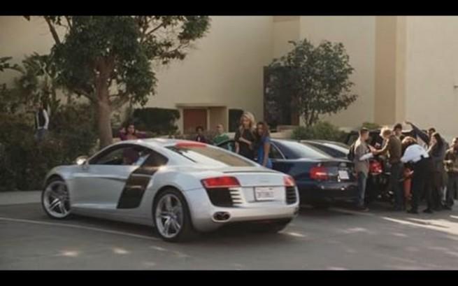 Zac Efron S Audi S5 Even High School Stars Get Parking Fines