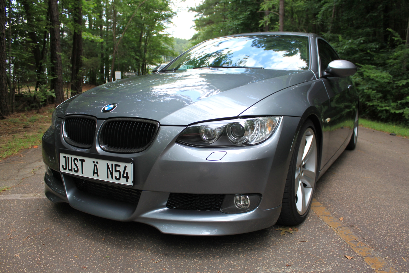 Feature Cliff Andersons BMW I - 2007 bmw 335i performance upgrades