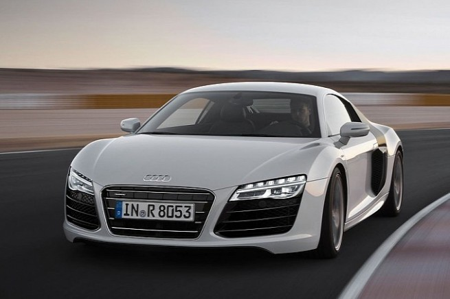 Audi R Everyones Favourite Sports Car Facelifted - Audi super car