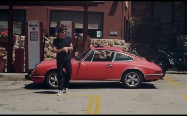 Car Manufacturers Coming Back To Us Mail: Car Cameo: Calvin Harris & Example Car Chase In Super Classics