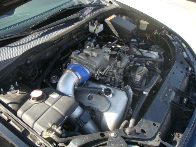 Sunday eBay Wouldya: V8 Ford Focus & smart forfour BRABUS
