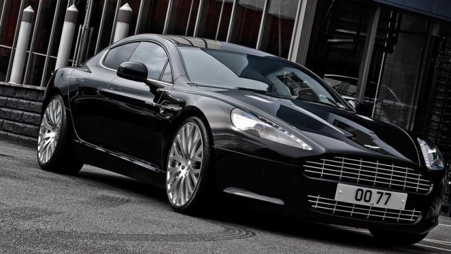 You Kahn Design A Sexier Aston Martin Rapide For 007