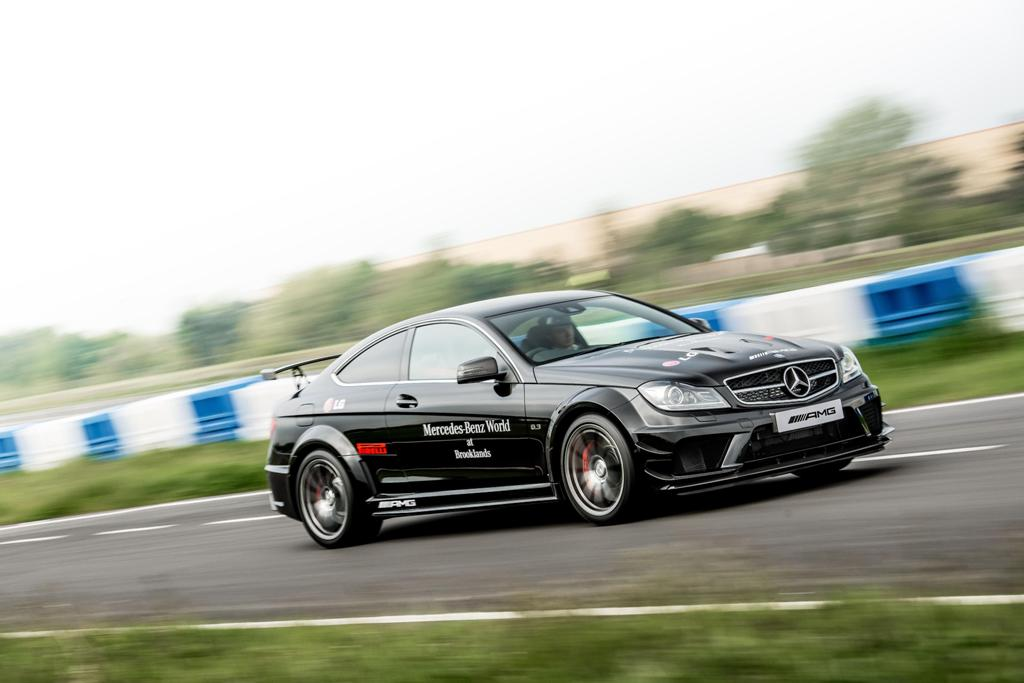 Fancy driving a mercedes 39 c63 amg black this summer for Mercedes benz worldwide