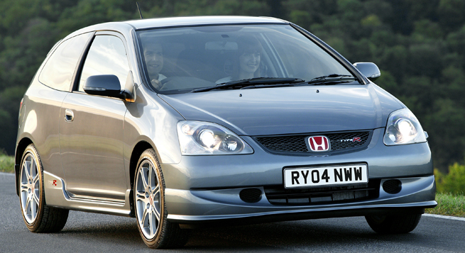 2004 Honda Civic Type R