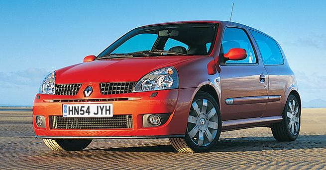 2004 Renaultsport Clio 182