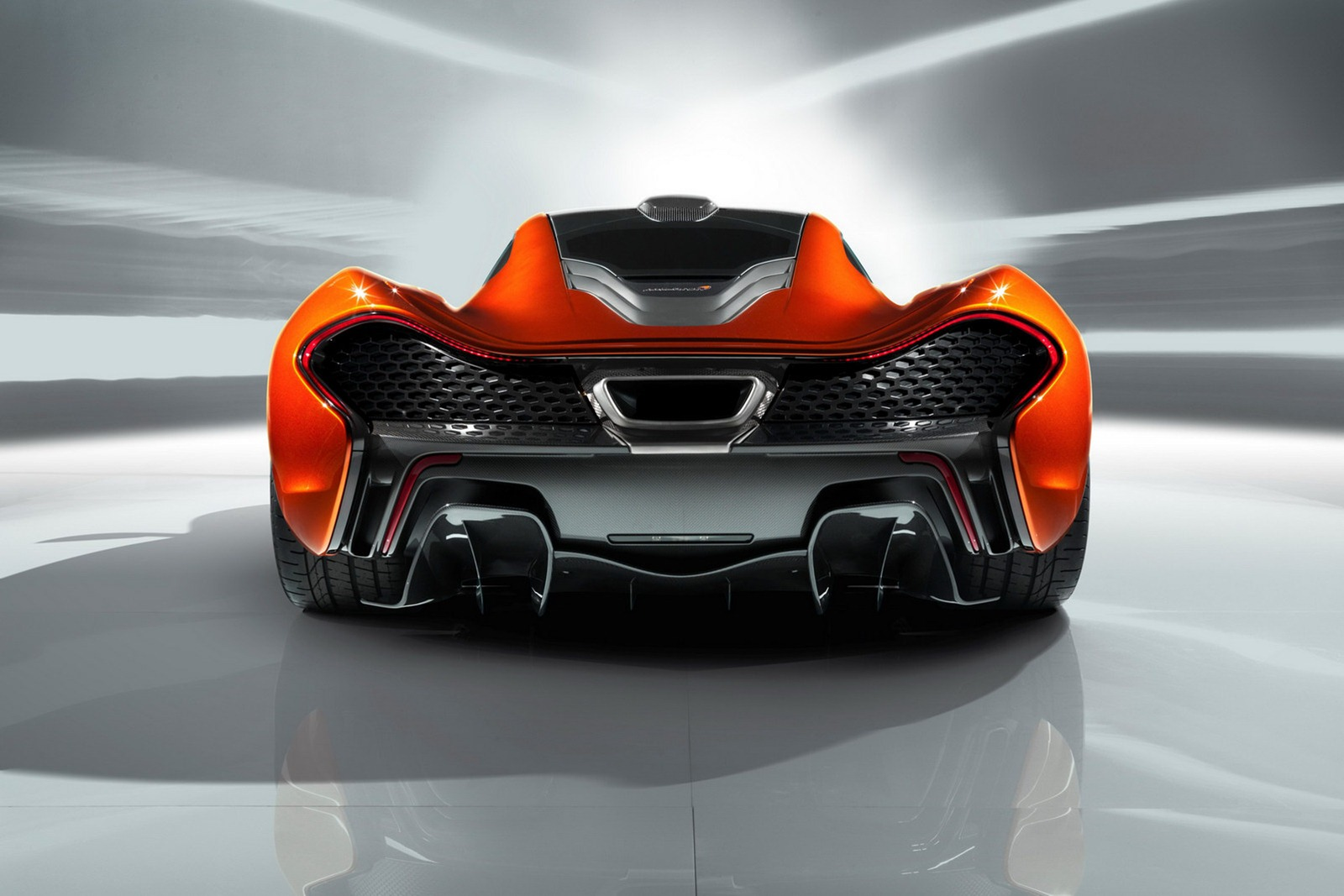 Pictures Of Mclaren Supercar Leak