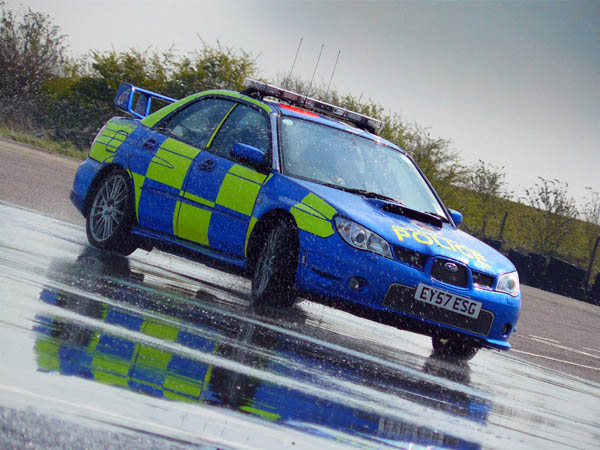 10 Hottest Cop Cars From Around The Globe
