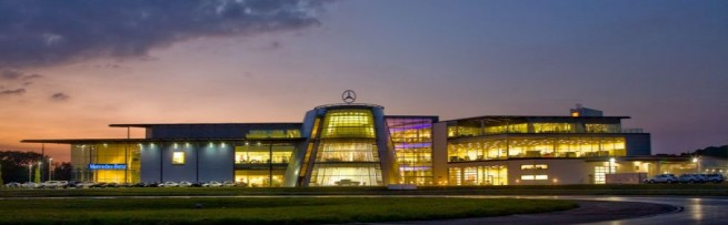 A whole new mercedes benz world for Mercedes benz new london ct