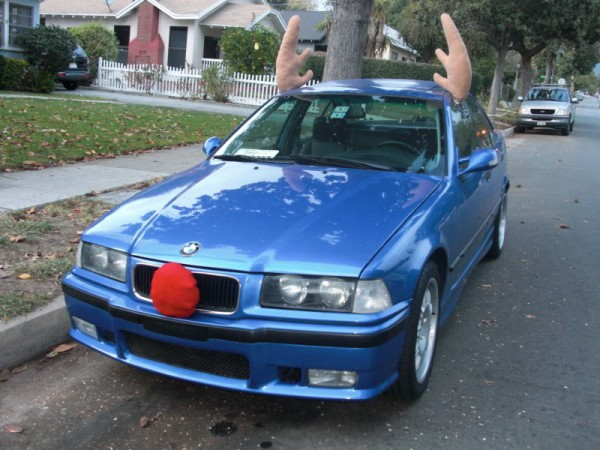 Just Say No To Car Antlers This Christmas!