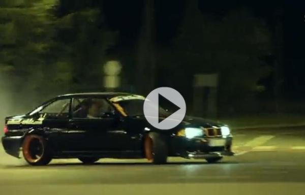 drifting street cars
